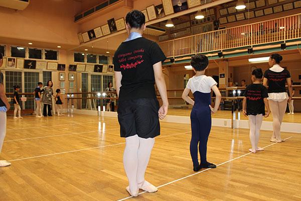 大阪市東成区でバレエスクール探すなら北山大西バレエ団大西縁バレエスクール