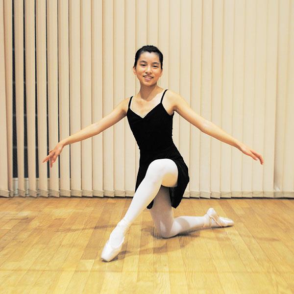 バレエスクールなら大阪市東成区の大西縁バレエスクール